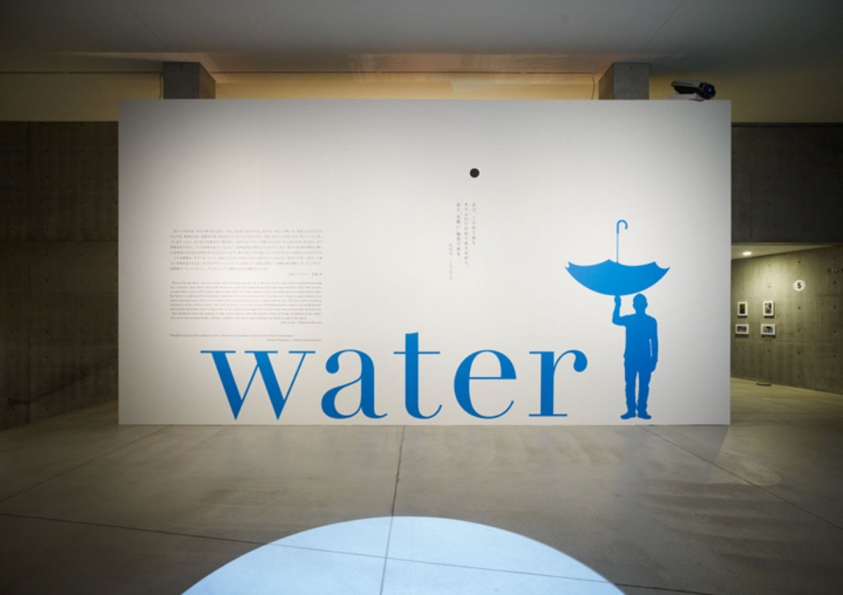 "Exhibition ""water"""